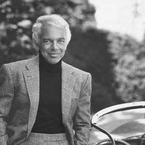 Ralph Lauren Steps Down, The Rake