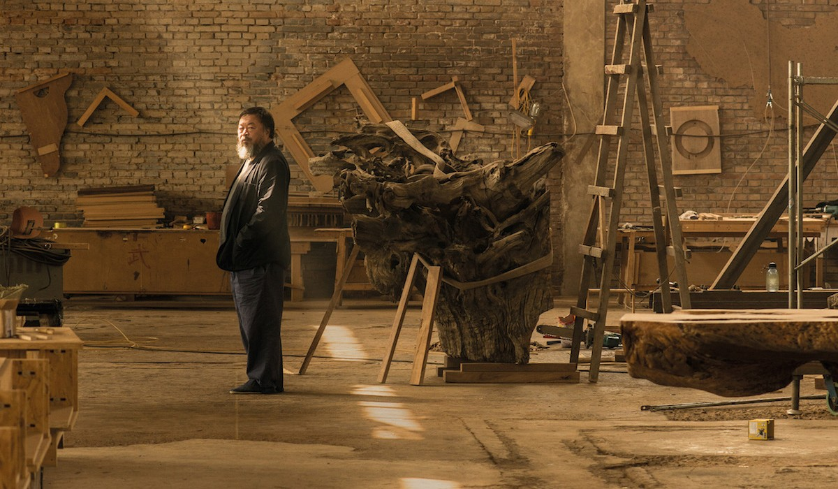Royal Academy of Arts: Ai Weiwei
