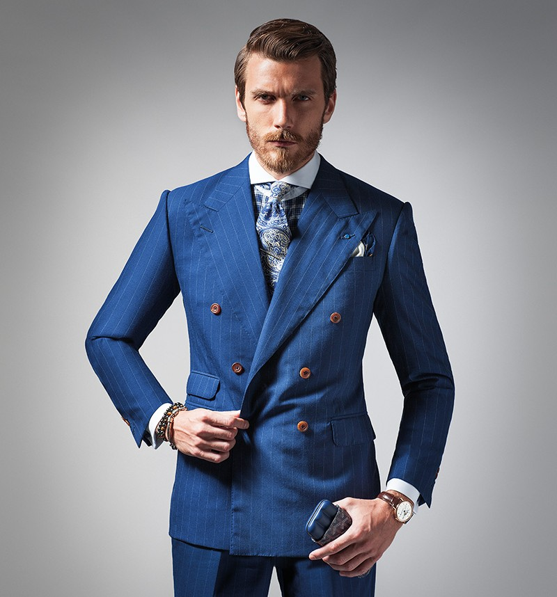Terry Haste bespoke suit, The Rake, Suit Enlightenment