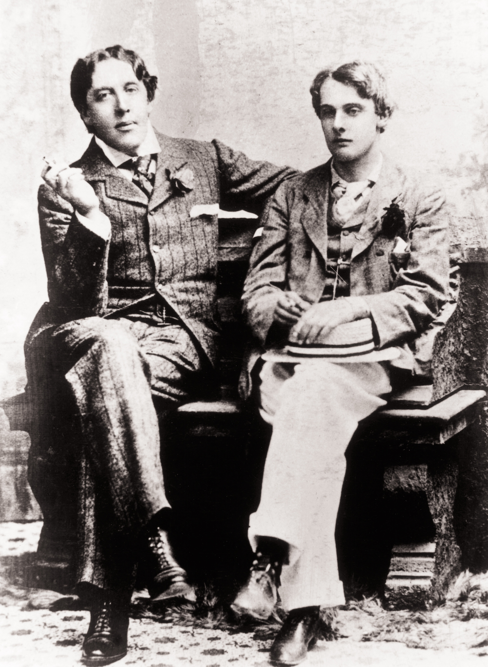 the influence of oscar wildes sexuality His sexuality required the context of his faith for l'affaire oscar wilde and the traces of his influence while attending a play with wilde.