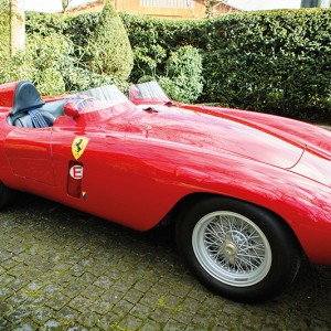 Classic Ferrari, classic cars, The Rake