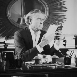 Bernard-Henri Levy, The Rake