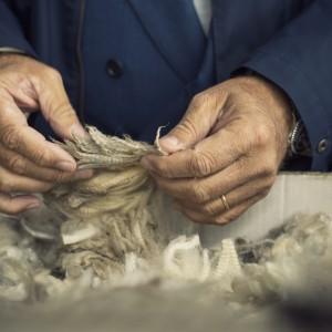 Loro Piana Record Bale Woollen Yarn