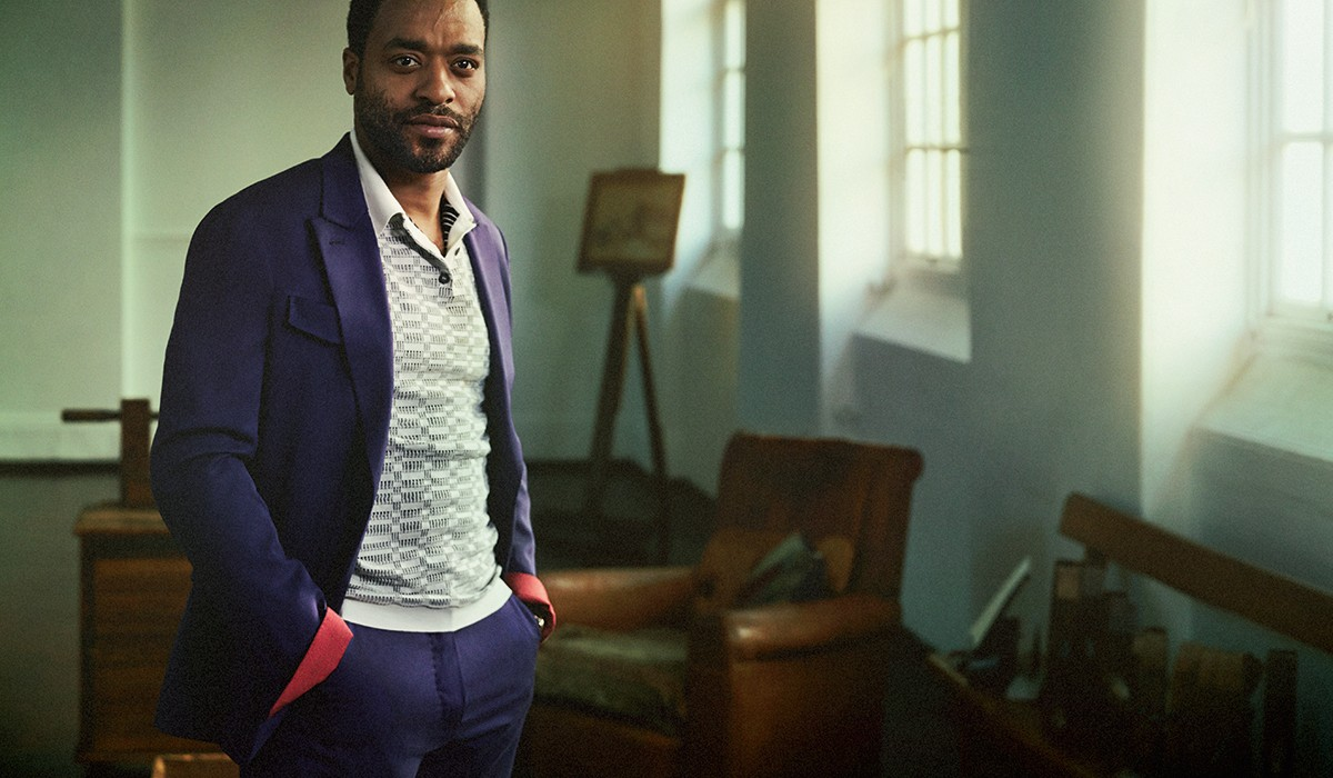 EDGE OF TOMORROW: CHIWETEL EJIOFOR