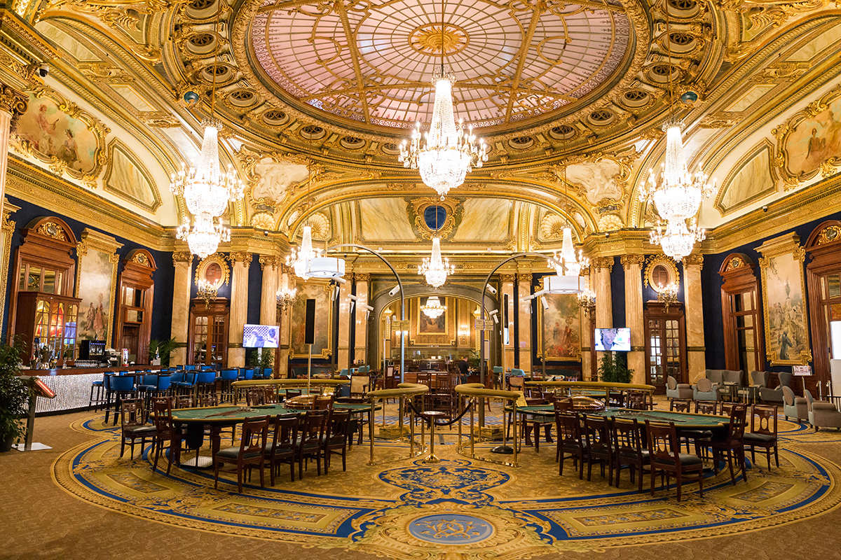 Історія казино Монте-Карло Маріуполь, казино імперії