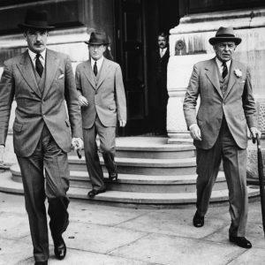 Anthony Eden suit style, The Rake