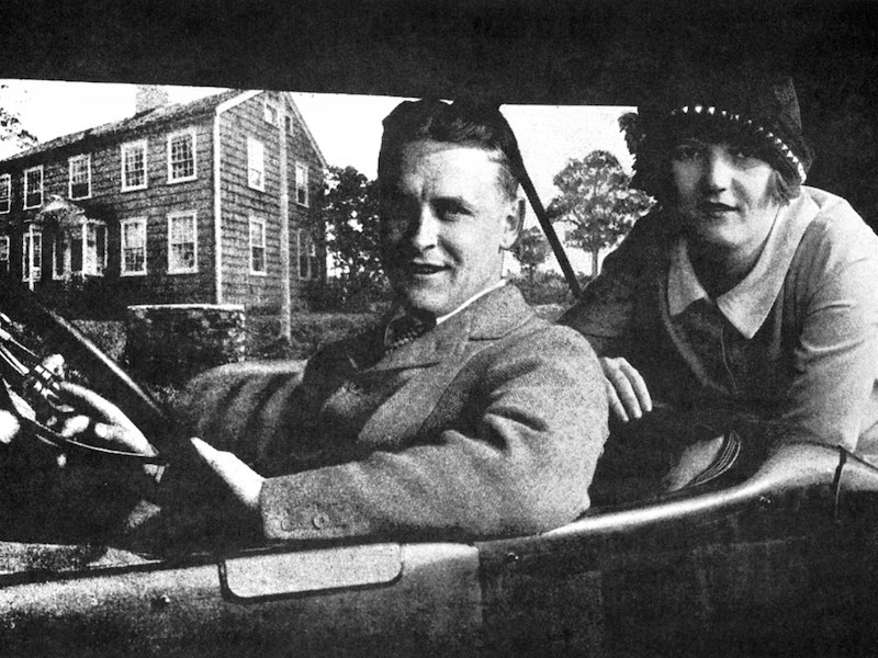 zelda fitzgerald and the french aviator essay