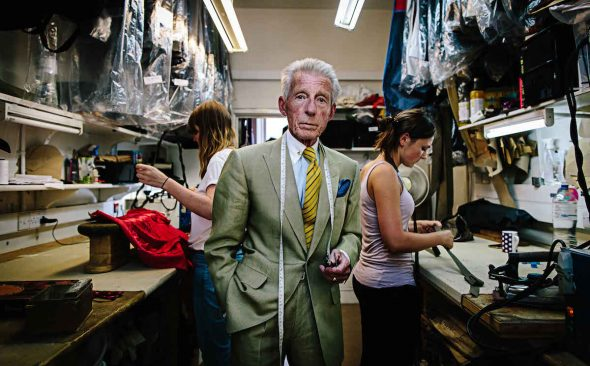 the rake, edward sexton, tailor, bespoke, savile row