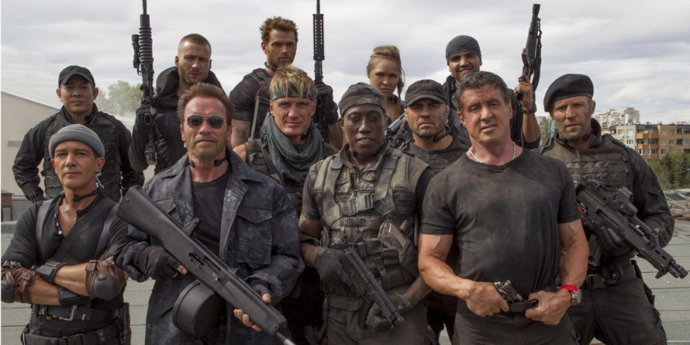 The Rake, The Expendables 2010, sylvester stallone, action