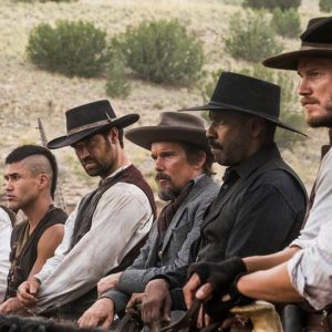 the magnificent seven 2016, the rake, cinema, new release