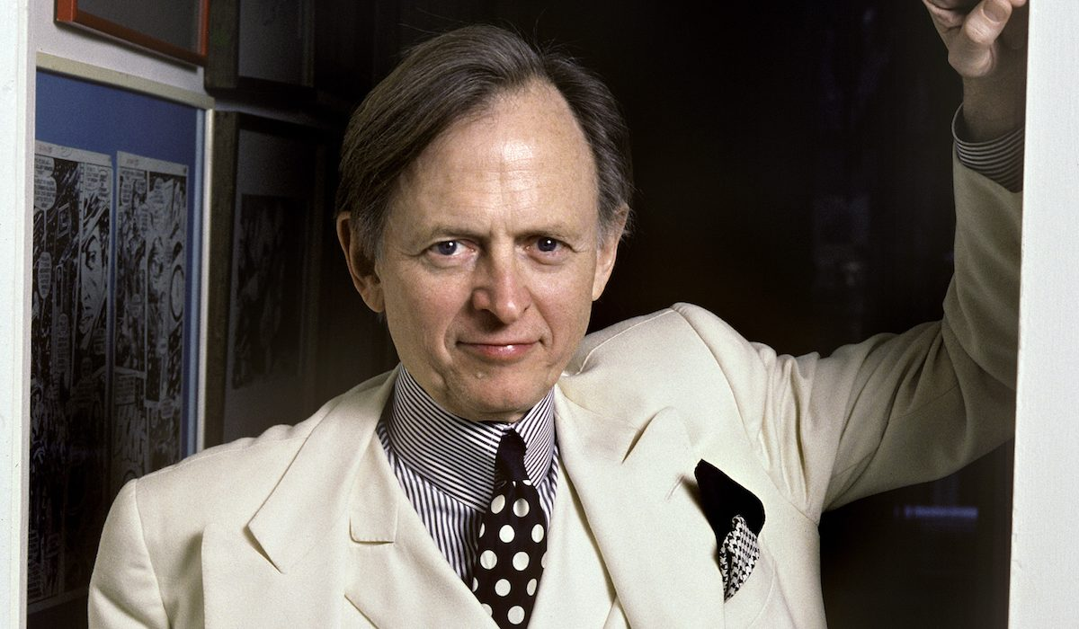 Wolfe-Whistle: The Life & Style of Tom Wolfe