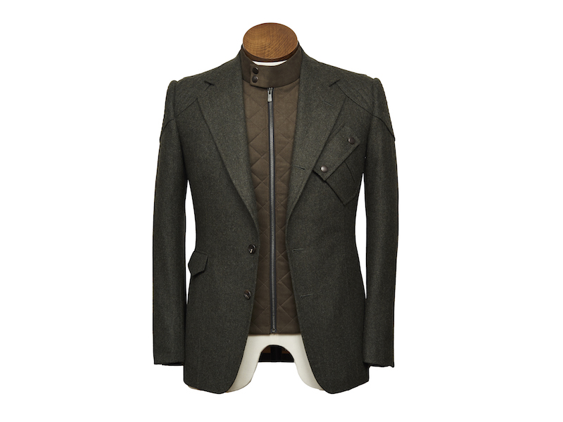 The Rake, gieves and hawkes, bespoke, tailoring auction, DGR 2016, Charity