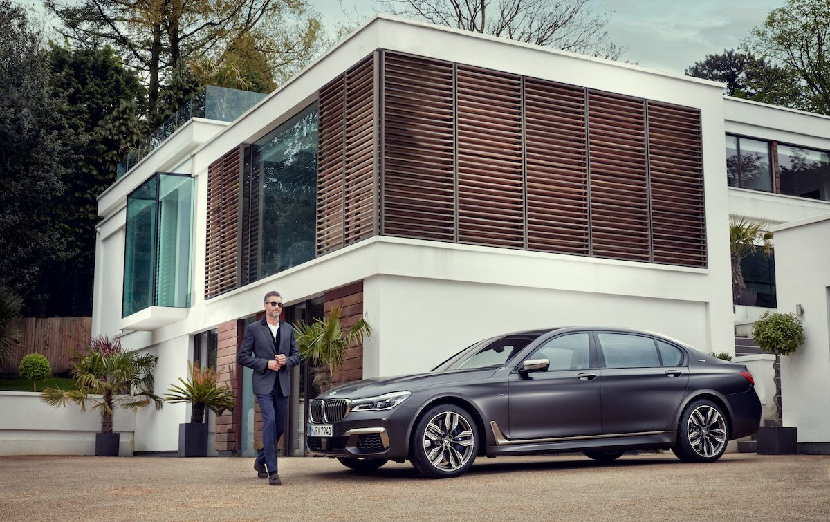 The BMW M760Li xDrive: The Man Behind The Wheel