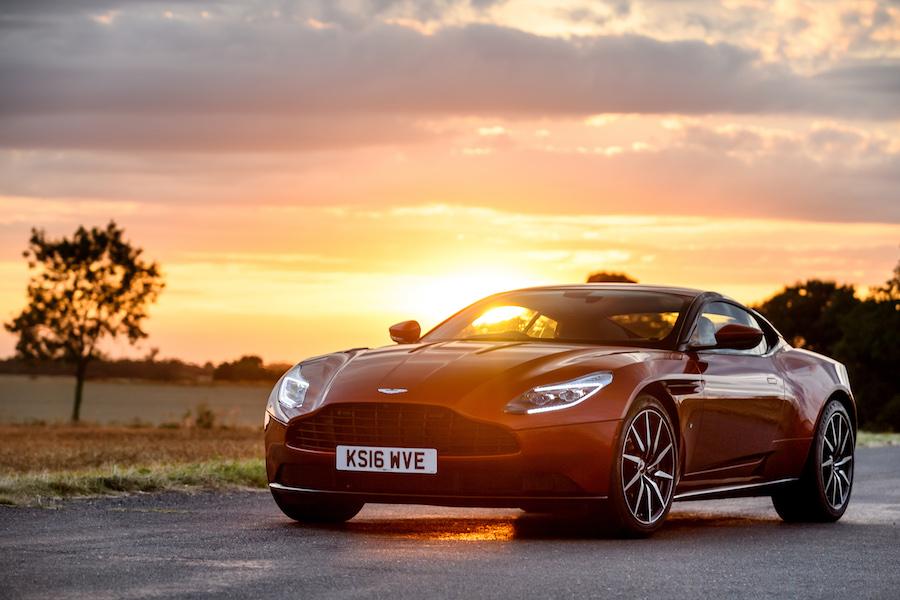 The Rake, Aston Martin, Charlie Thomas, Cotswolds