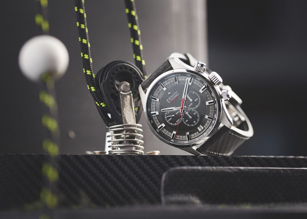 The Rake, Zenith, El Primero Sport, Watch, Timepieces,
