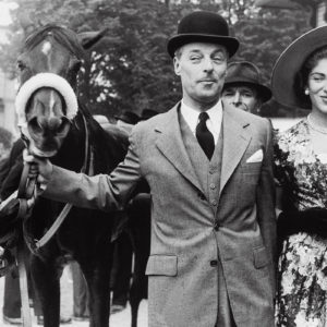 The Rake, Rothschilds, Stuart Husband, 1950s,