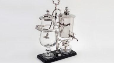The Royal Coffee Maker, The Rake
