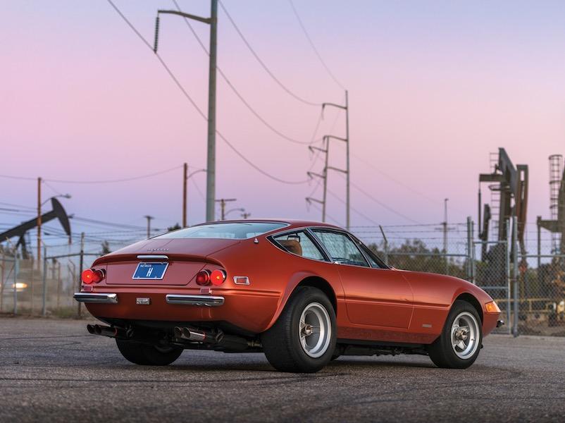 The Rake, Ferrari 365 GTB:4