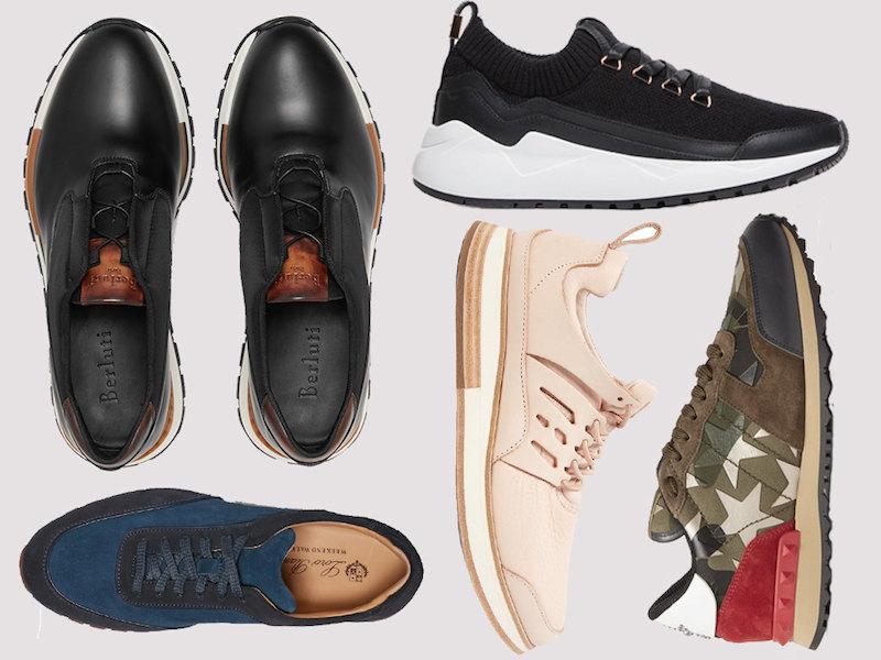 The Rake, Mens Sneakers, Luxury Sneakers