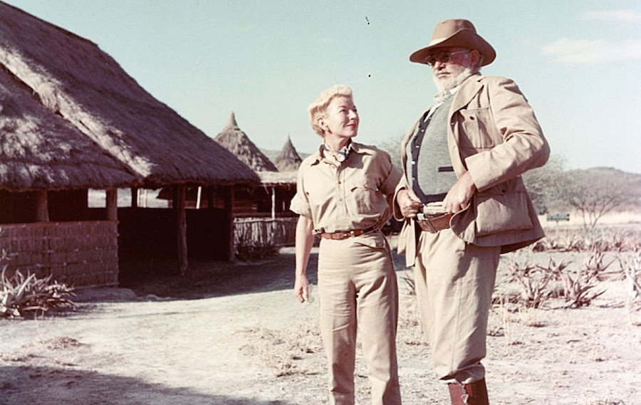 The Rake, Safari Jackets, Hemingway