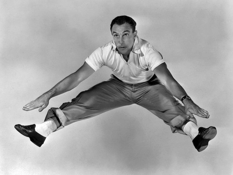 The Rake, Gene Kelly, Style Heroes