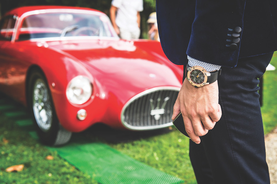 The Rake, Richard Mille, Rebellion