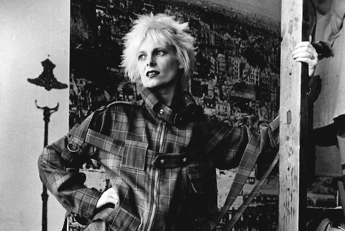 vivienne westwood punk movement