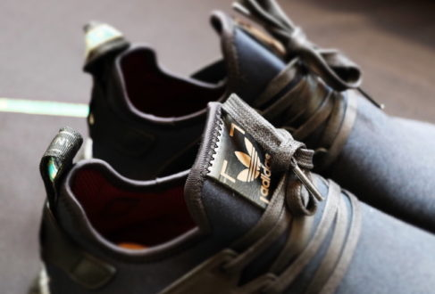 the best attitude 4b717 f7c10 Henry Poole x Adidas: Merging Streetwear with Tailoring ...