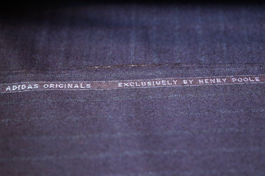 The Rake, Henry Poole Adidas