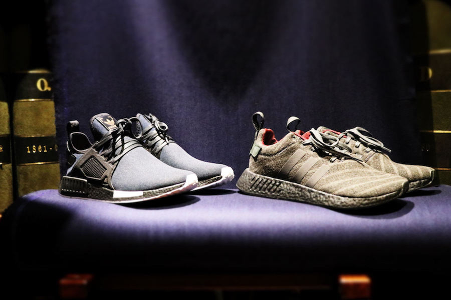 Henry Poole x Adidas: Merging Streetwear with Tailoring