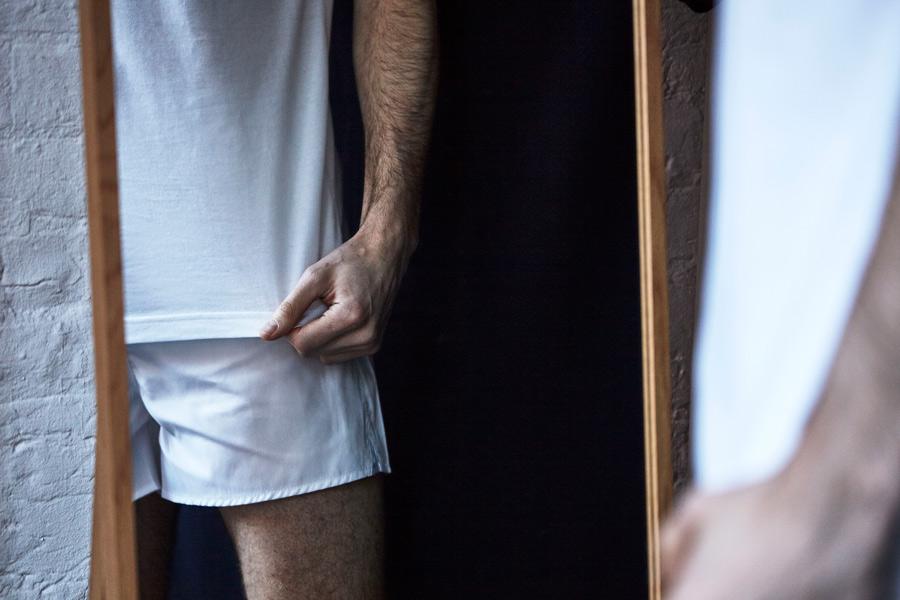 The Rake, Hamilton and Hare, Underwear