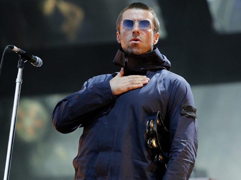 The Rake, Liam Gallagher