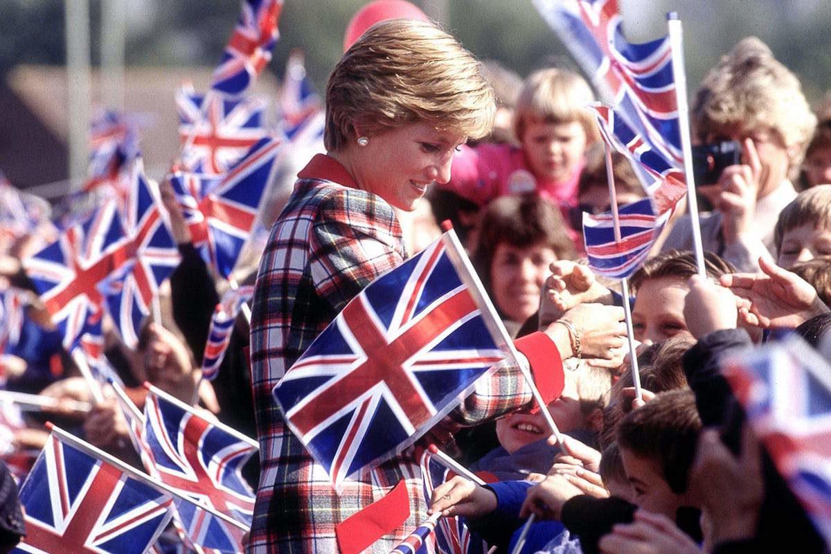 Princess Diana The Royal Rebel The Rake