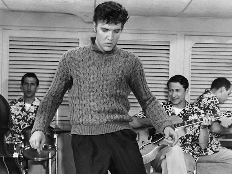 The Rake, Knitwear, Elvis Presley