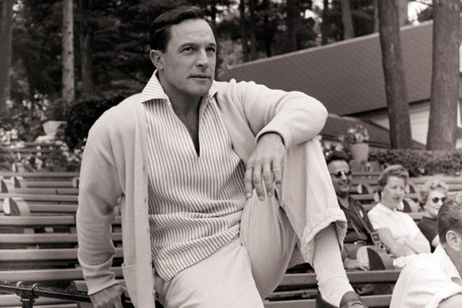 The Rake, Knitwear, Gene Kelly