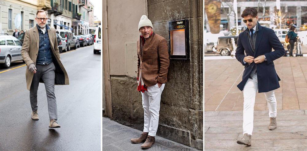The Rake, Chukka Boots, Street Style