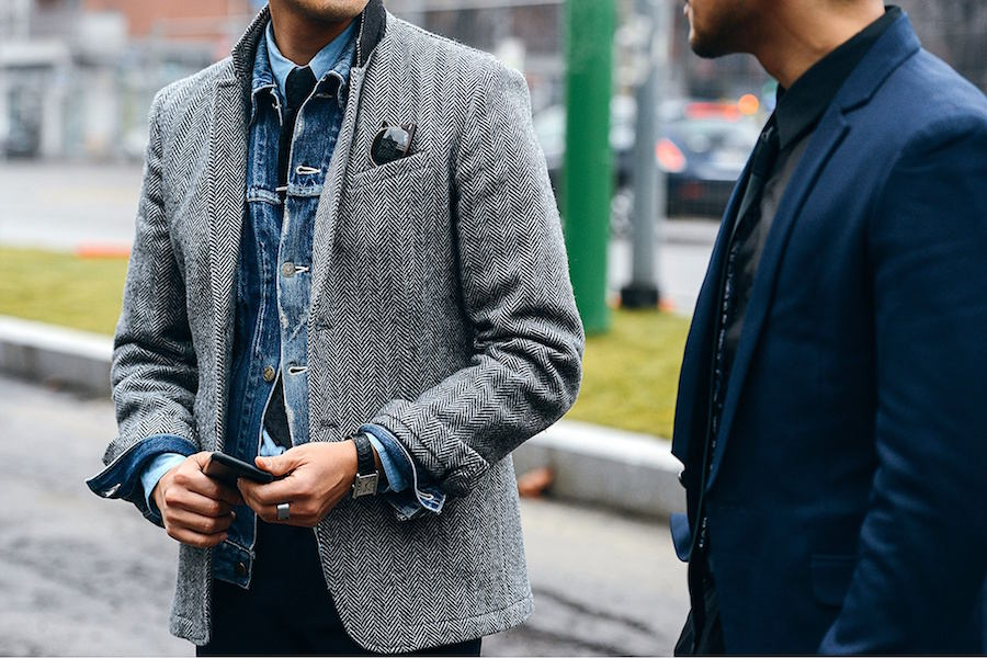 The Rake, How to Wear Tailoring with Workwear Street Style