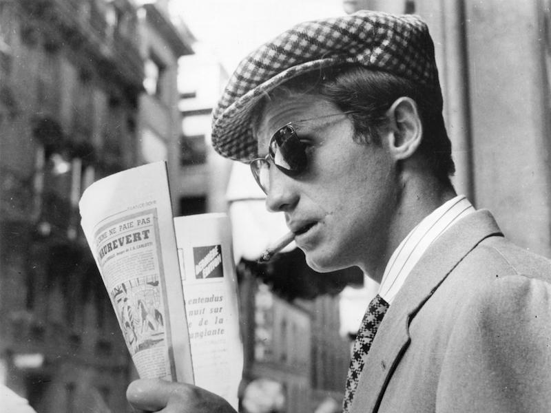The Rake, Jean Paul Belmondo, Hats