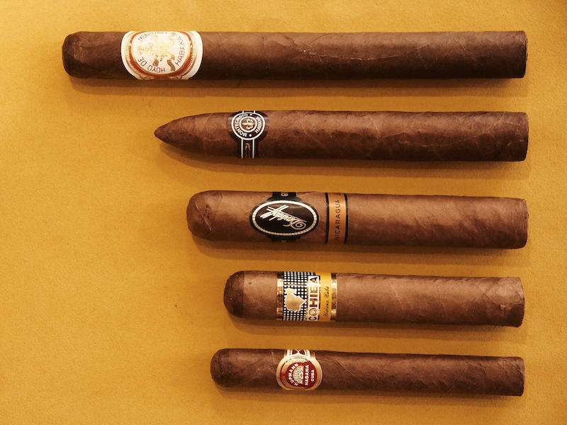 The Rake Davidoff Cigar How To 45