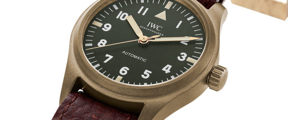 IWC PILOT'S WATCH AUTOMATIC 36 SPECIAL EDITION FOR THE RAKE AND REVOLUTION