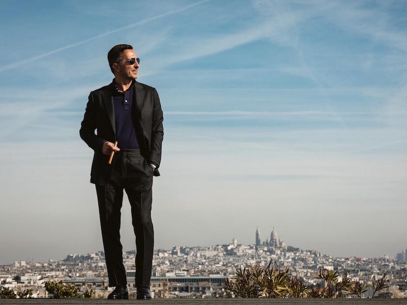 The Rake Milad Abedi Alexander Kraft Paris Shoot 5